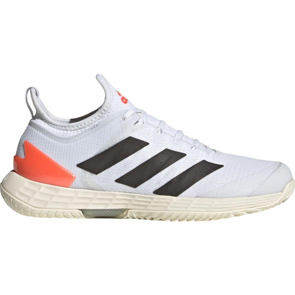 激安通販ショッピング アディダス レディース テニス シューズ 靴 White Black (人気激安) Red Tokyo adidas Tennis サイズ交換無料 Ubersonic Adizero 4 Shoes