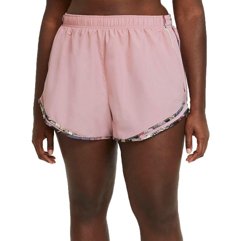 ナイキ レディース ランニング ハイクオリティ ウォーキング ボトムス パンツ Pink Glaze Wolf Grey 在庫あり Running Core ショートパンツ Tempo Shorts 3'' Dry サイズ交換無料 Nike