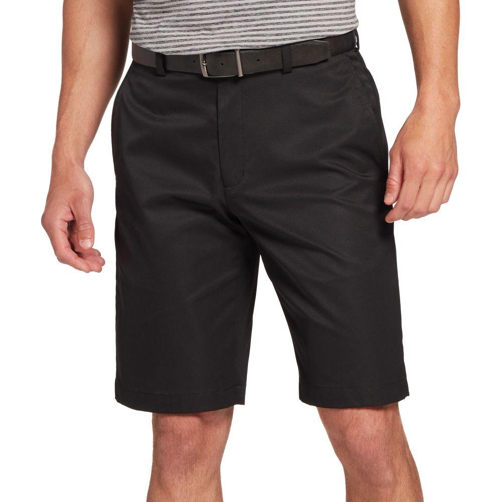 ウォルターヘーゲン メンズ ゴルフ ボトムス・パンツ Black 【サイズ交換無料】 ウォルターヘーゲン Walter Hagen メンズ ゴルフ ショートパンツ ボトムス・パンツ【Perfect 11 11'' Golf Shorts】Black