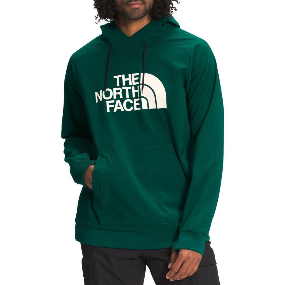 ザ ノースフェイス メンズ スキー・スノーボード トップス Night Green 【サイズ交換無料】 ザ ノースフェイス The North Face メンズ スキー・スノーボード パーカー トップス【Tekno Logo Hoodie】Night Green