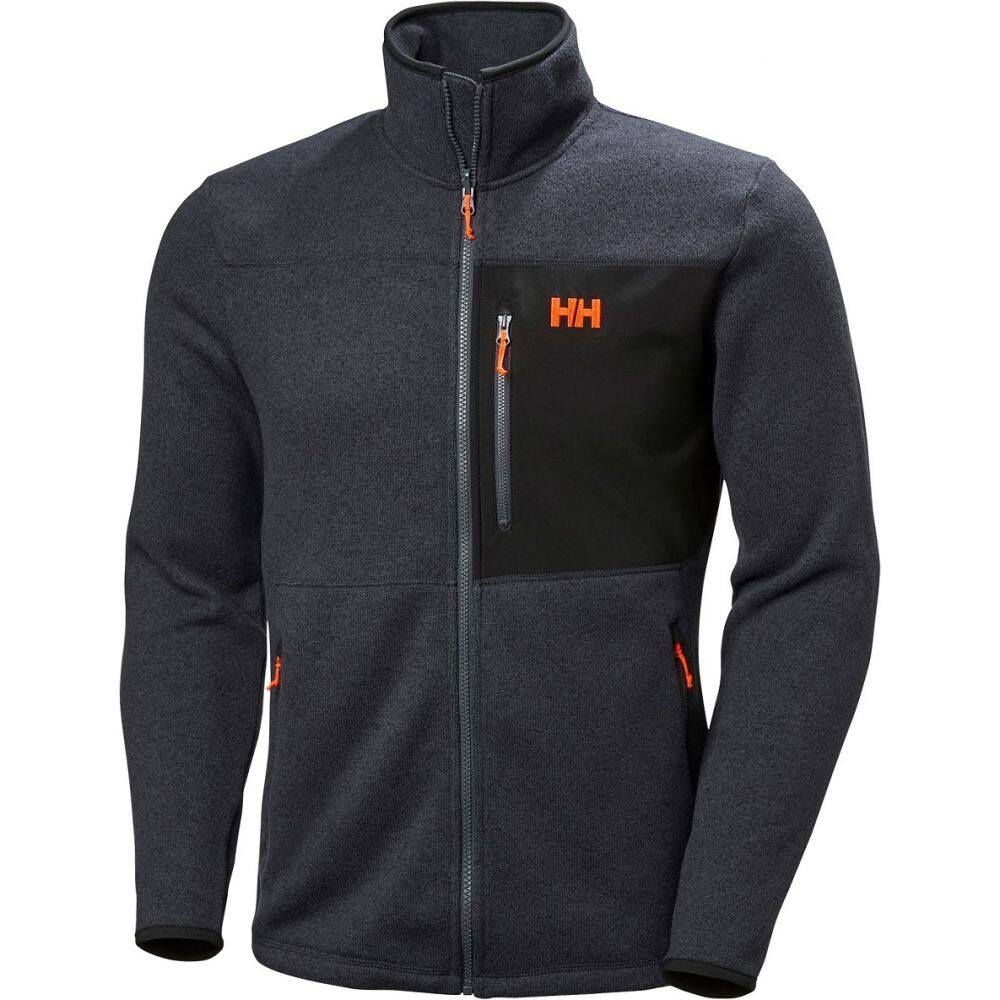 ヘリーハンセン HELLY HANSEN メンズ フリース トップス【November Propile Fleece Jacket】GRAPHITE BLUE