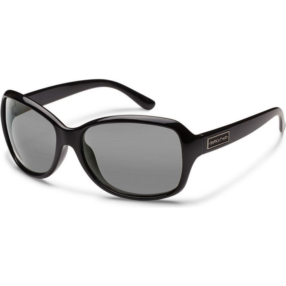 サンクラウド SUNCLOUD レディース メガネ・サングラス 【Mosaic Polarized Sunglasses with Polycarbonate Lenses】BLACK