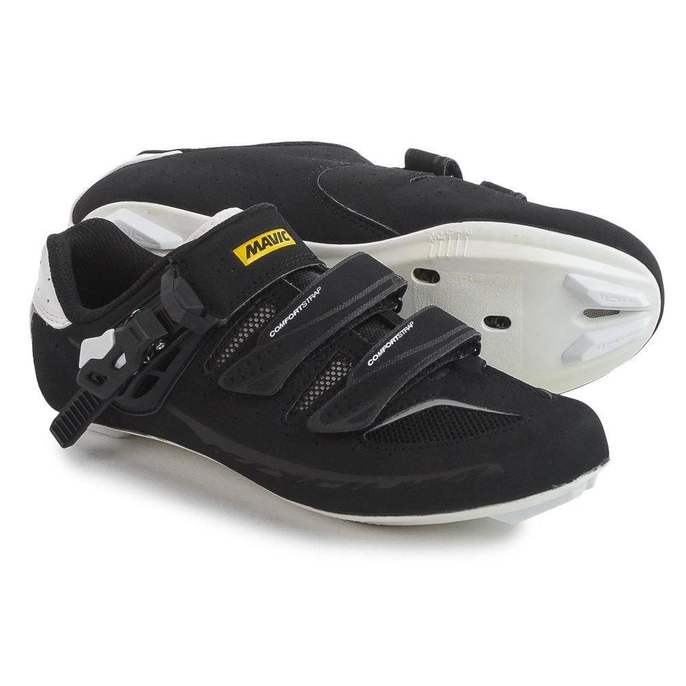 マヴィック Mavic レディース サイクリング シューズ・靴【Ksyrium Elite II Road Cycling Shoes - 3-Hole 】Black/White/White