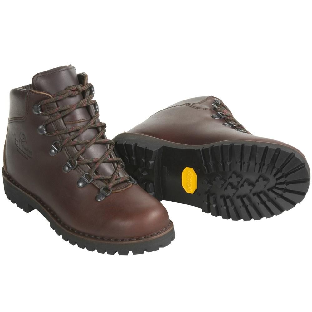 アリコ Alico レディース ハイキング シューズ・靴【Tahoe Leather Hiking Boots 】Brown