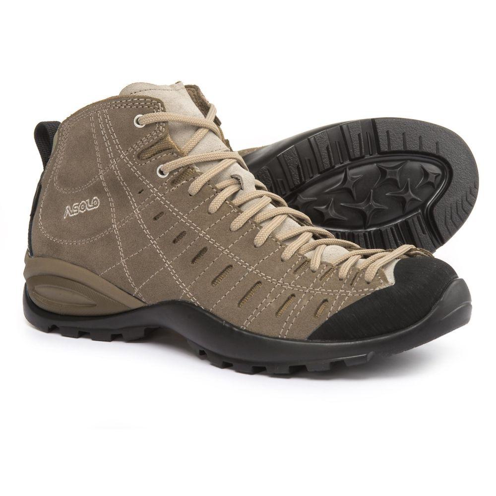 アゾロ レディース ハイキング・登山 シューズ・靴【Iguana GV Gore-Tex Hiking Boots - Waterproof, Suede】Wool