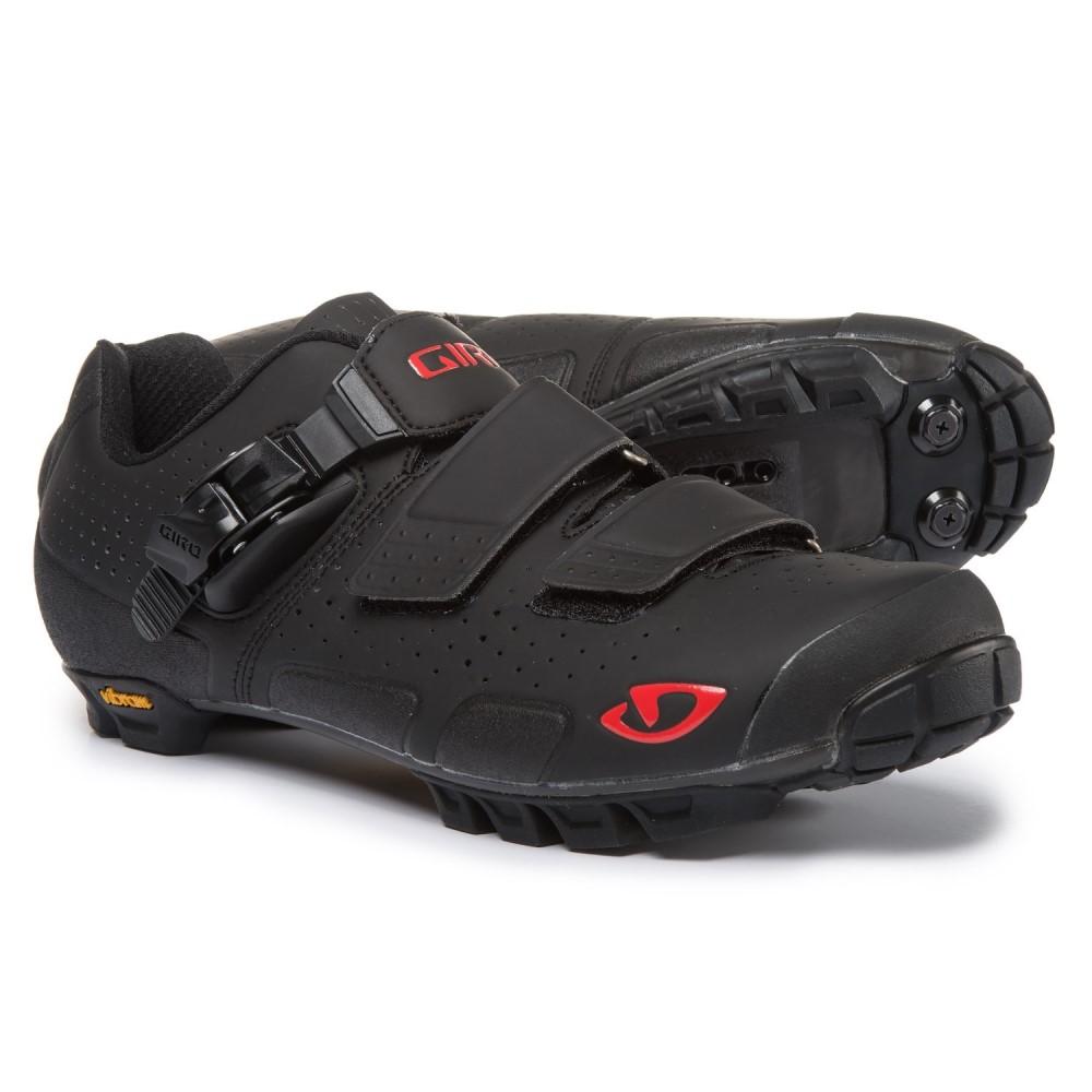ジロ メンズ 自転車 シューズ・靴【Code VR70 Mountain Bike Shoes - SPD】Black