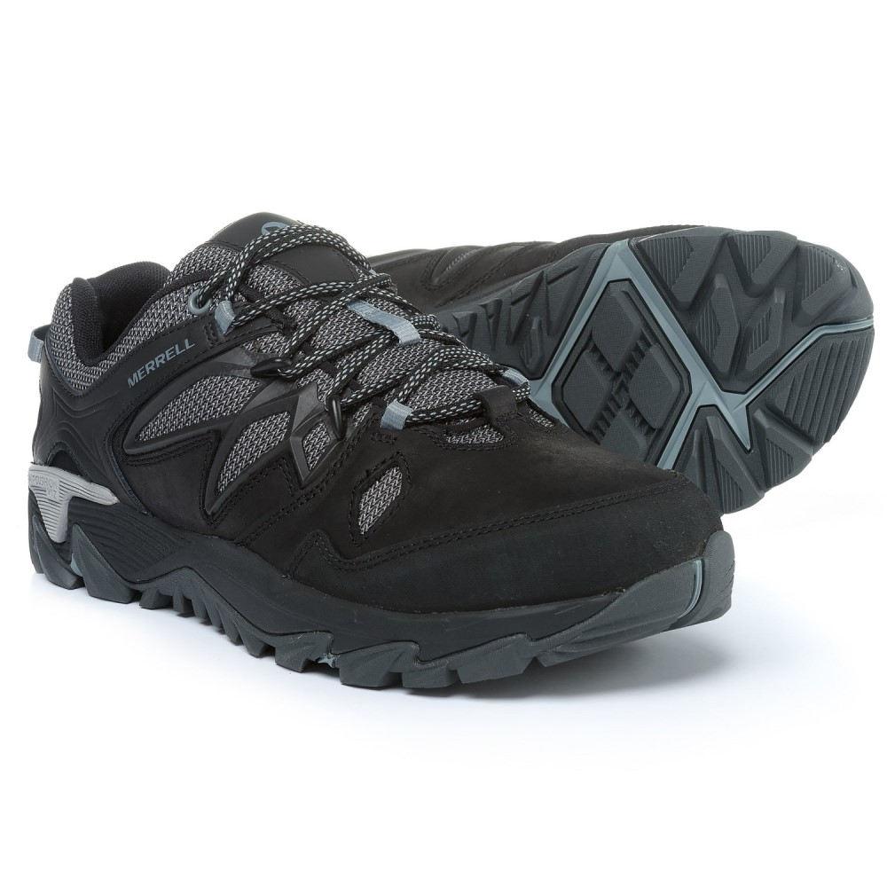 高級ブランド メレル メンズ メレル Shoes】Black ハイキング・登山 シューズ・靴【All Out Blaze 2 2 Hiking Shoes】Black, GETTRY MAG:3c043a7c --- hortafacil.dominiotemporario.com