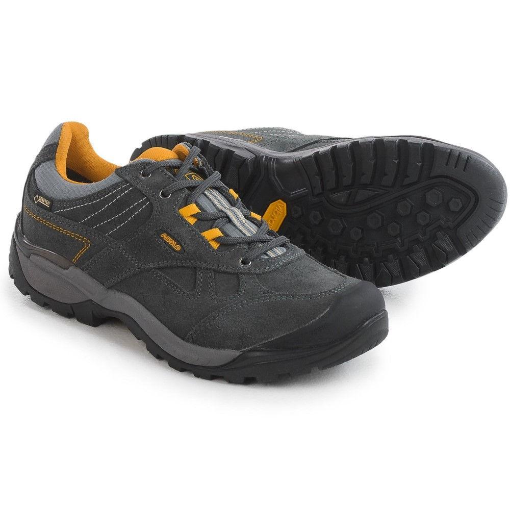 アゾロ レディース ハイキング・登山 シューズ・靴【Nailix Gore-Tex Hiking Shoes - Waterproof, Suede】Graphite