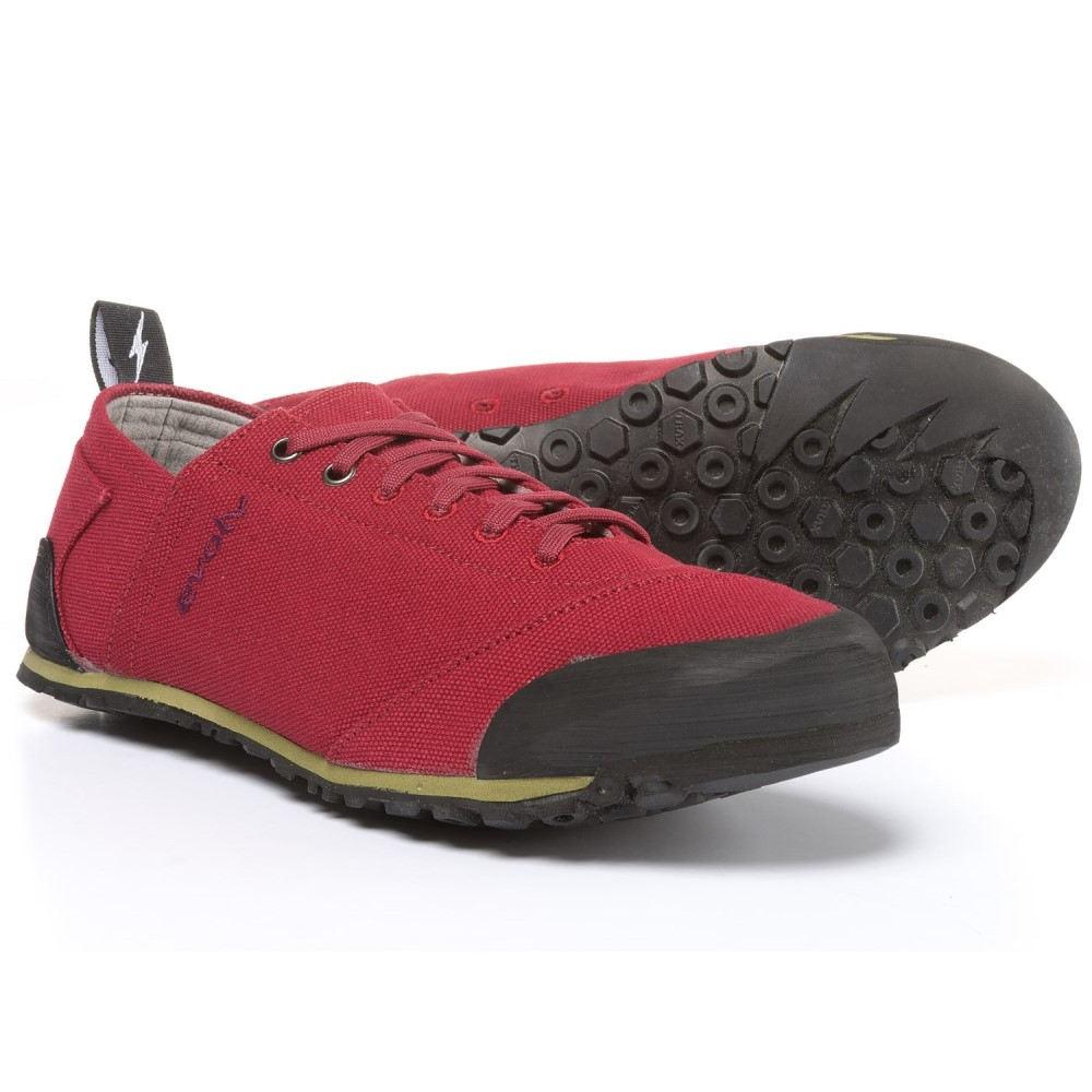 イボルブ メンズ クライミング シューズ・靴【Cruzer Shoes】Red