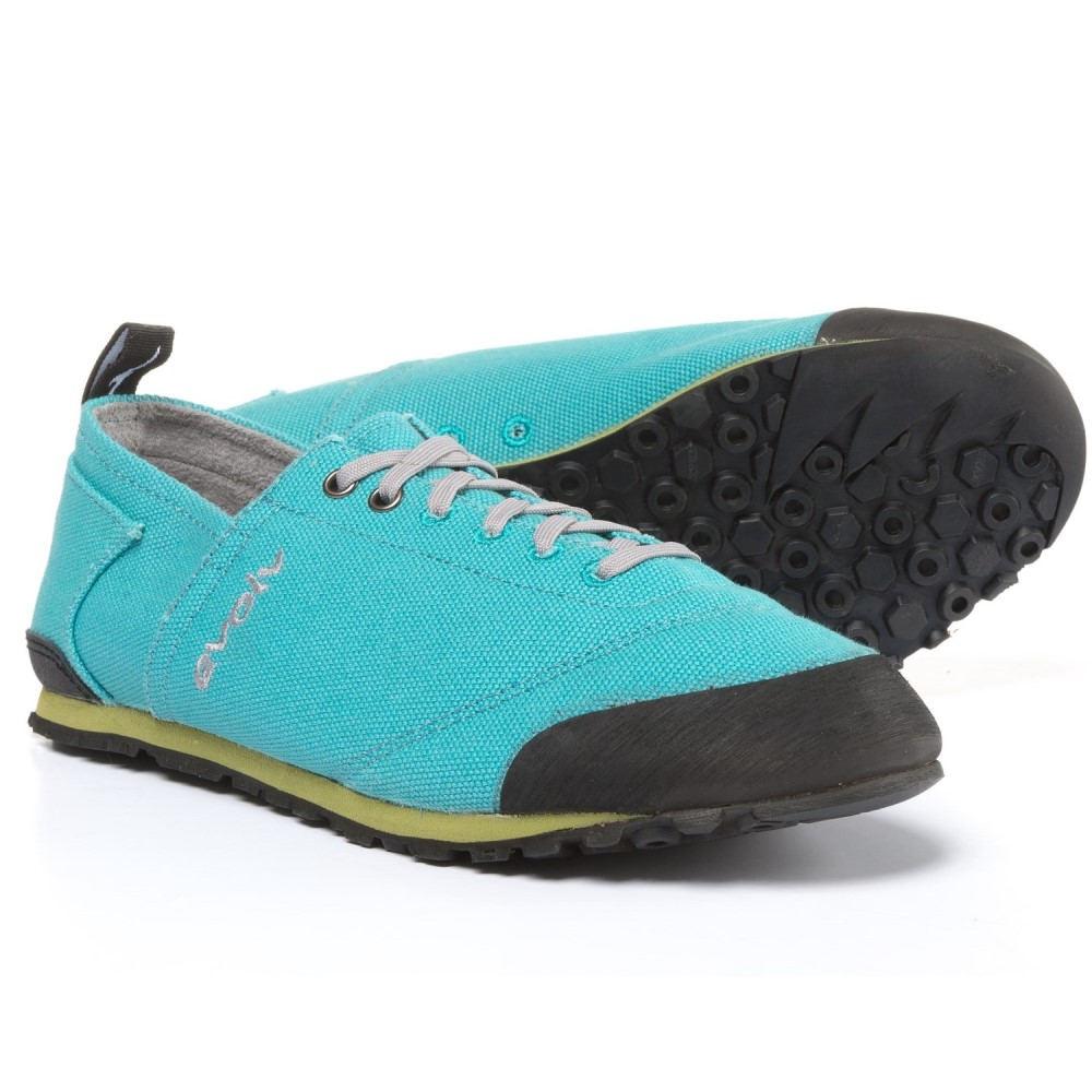 イボルブ メンズ クライミング シューズ・靴【Cruzer Shoes】Turquoise