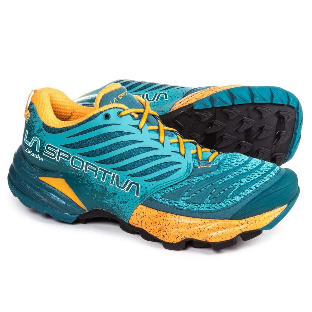 ラスポルティバ レディース ランニング・ウォーキング シューズ・靴【Akasha Trail Running Shoes】Fjord