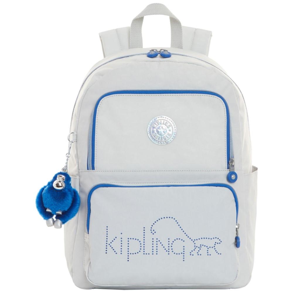キプリング レディース バッグ バックパック・リュック【Goddard Backpack】Alloy