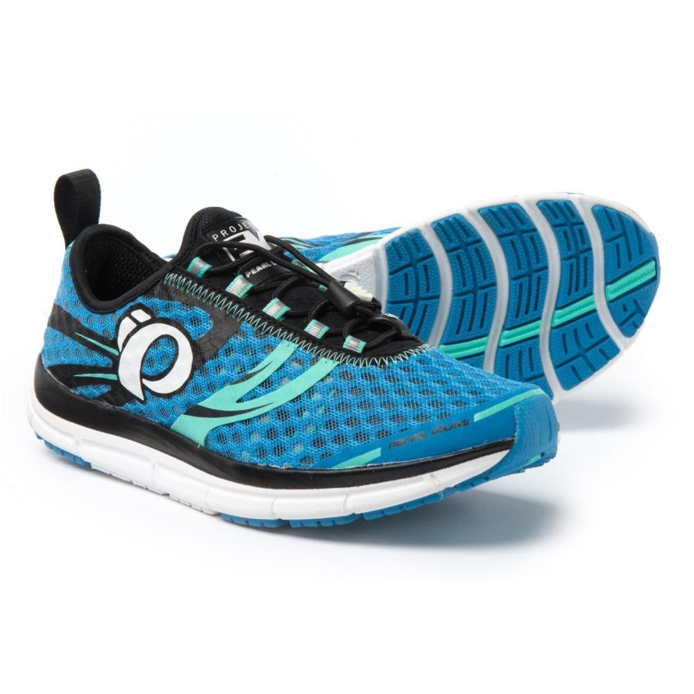 パールイズミ レディース ランニング・ウォーキング シューズ・靴【E:Motion Tri N2 V2 Running Shoes】Sky Blue/Aqua Mint