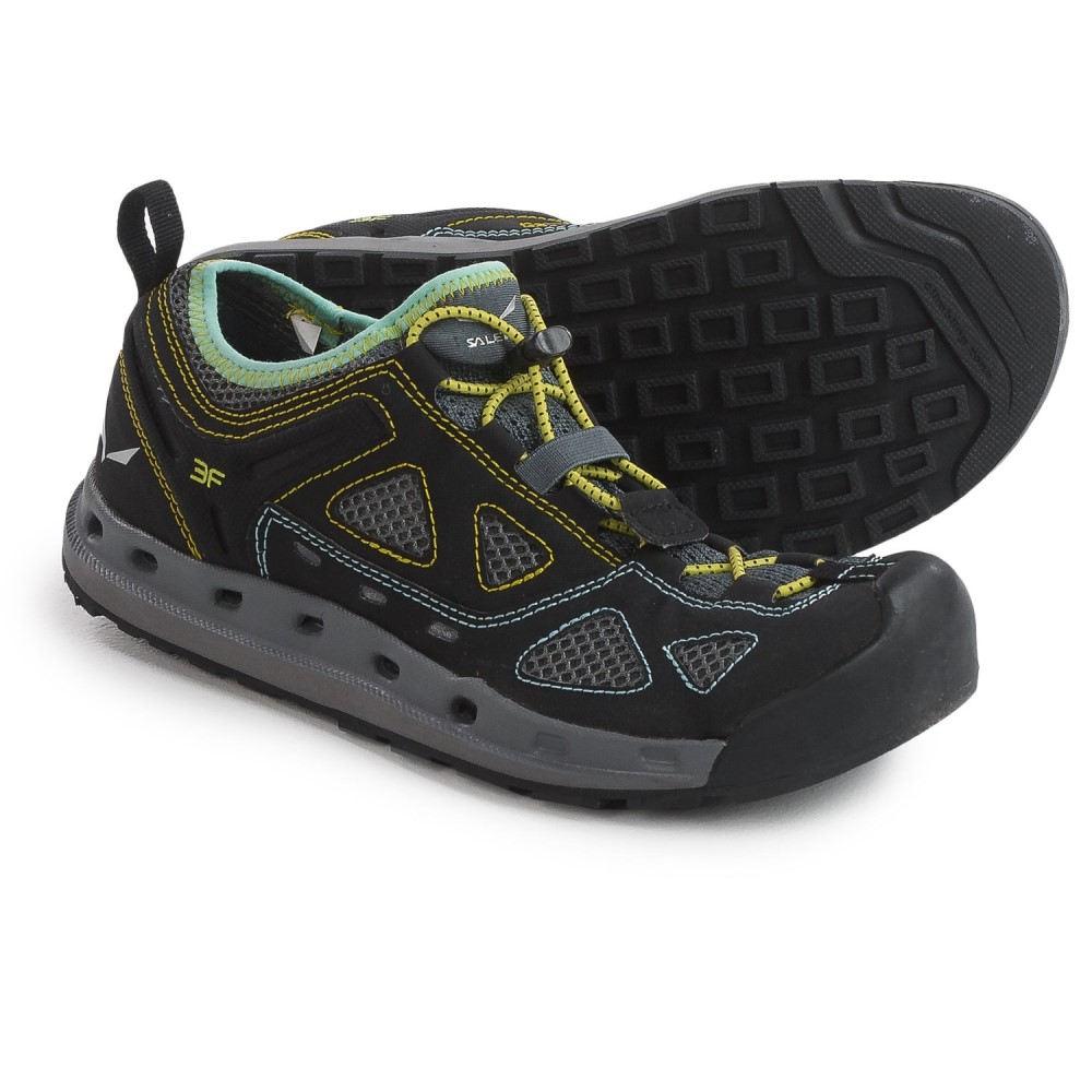 超高品質で人気の サレワ レディース シューズ・靴 シューズ・靴 ウォーターシューズ【Swift Water Green Shoes Shoes】Black】Black Out/Swing Green, ボディーガード:a24e71ce --- clifden10k.com