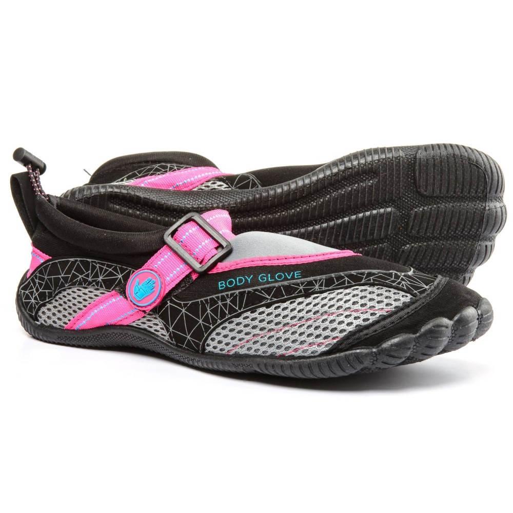 完成品 ボディーグローヴ レディース シューズ Water・靴 ウォーターシューズ【Realm Pink Water Shoes】Black/Neon Pink, 田原スポーツ:2f37a6c5 --- canoncity.azurewebsites.net