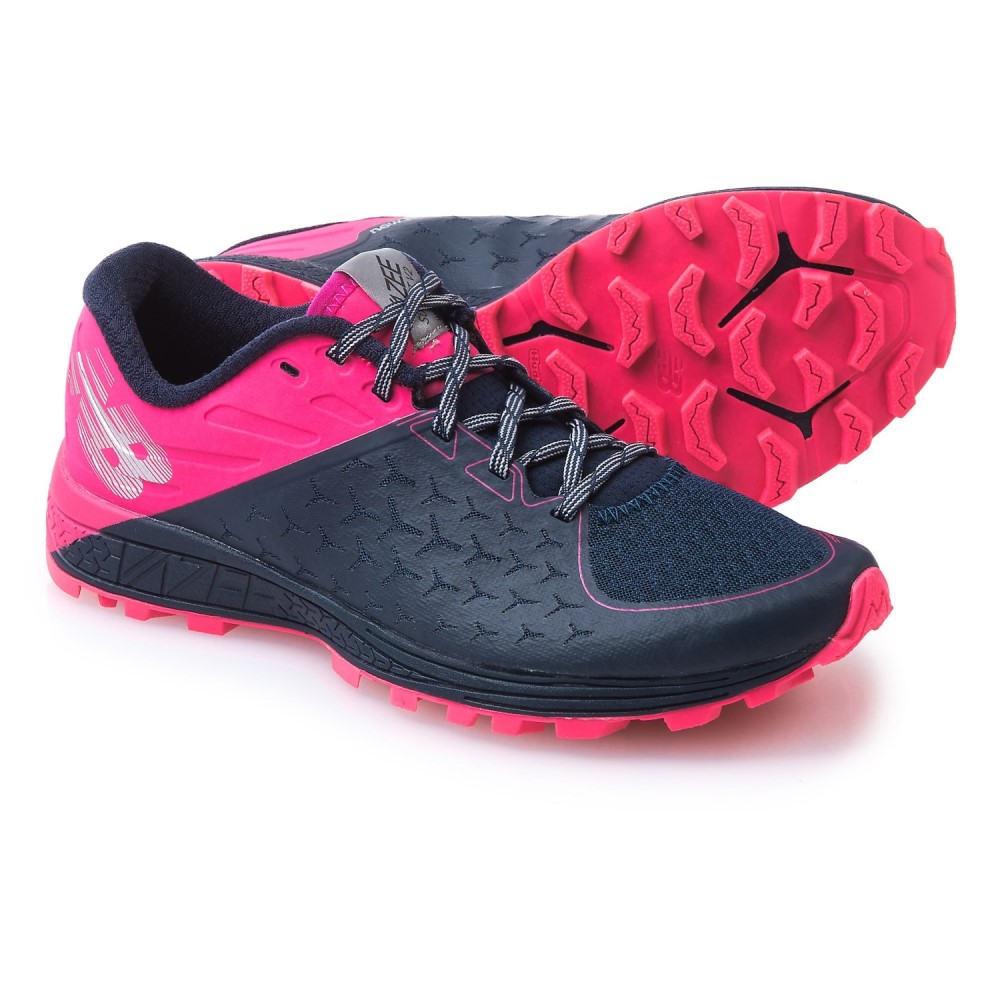 ニューバランス レディース ハイキング・登山 シューズ・靴【Vazee Summit Trail V2 Trail Running Shoes】Dark Denim