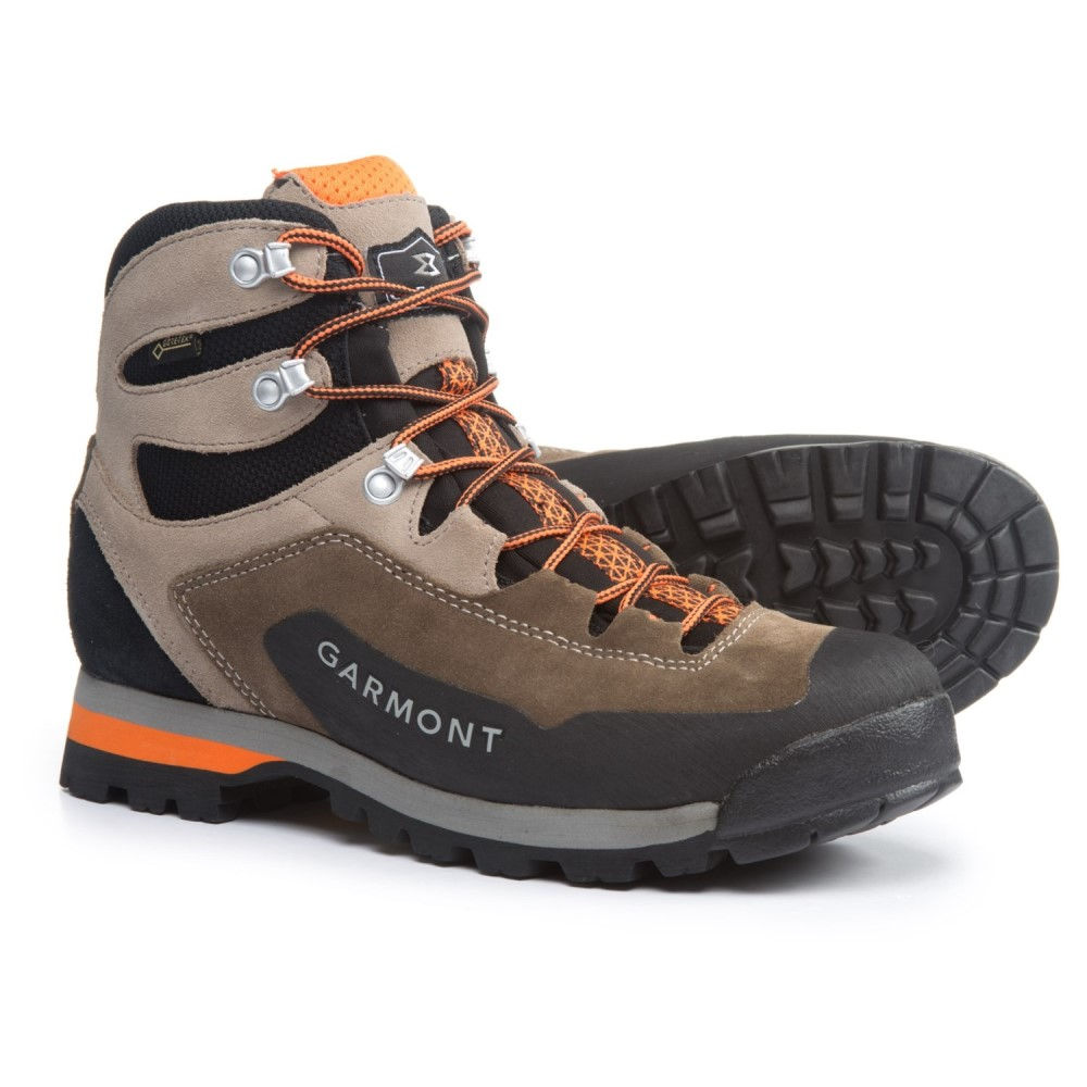 新しい ガルモント メンズ ガルモント ハイキング・登山 シューズ Shoes・靴【Dragontail Hike Gore-Tex Gore-Tex Hiking Shoes - Waterproof, Suede】Brown/Orange, ニチナンチョウ:4e05071d --- canoncity.azurewebsites.net