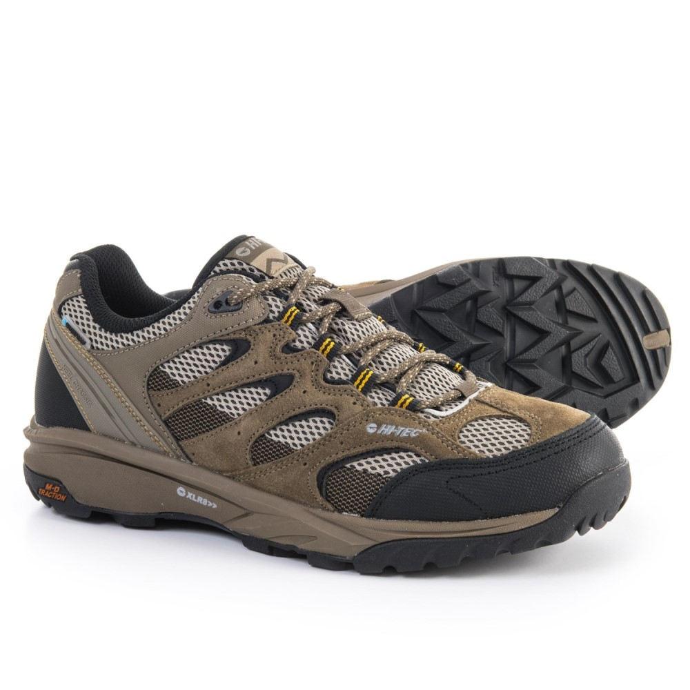 ハイテック メンズ ハイキング・登山 シューズ・靴【Trail Blazer Low Hiking Shoes - Waterproof】