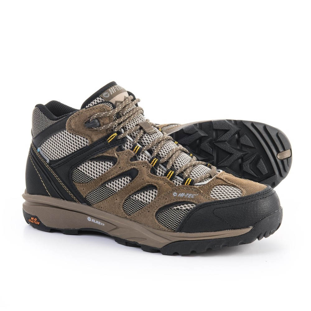 ハイテック メンズ ハイキング・登山 シューズ・靴【Trail Blazer Mid Hiking Boots - Waterproof】