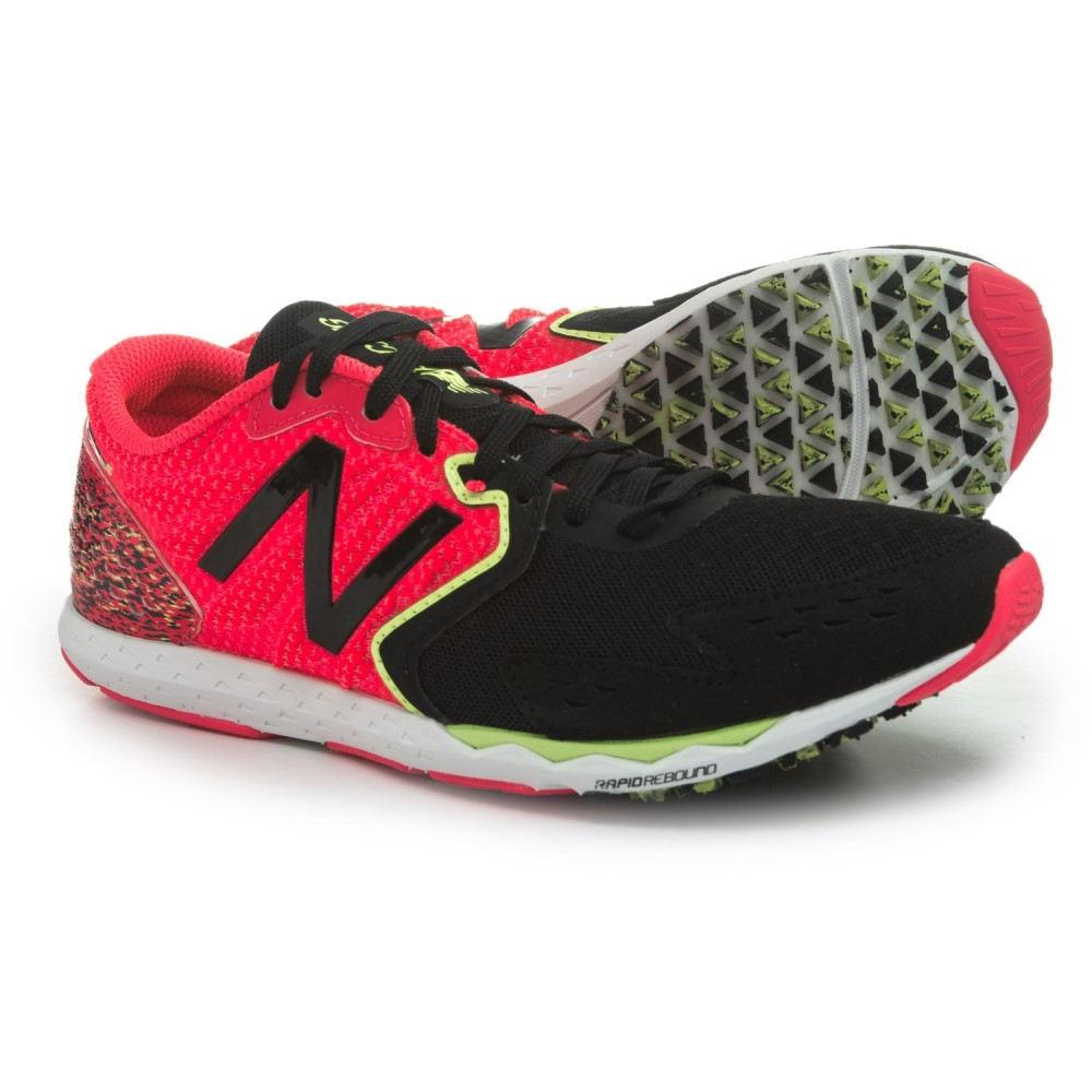ニューバランス レディース ランニング・ウォーキング シューズ・靴【Hanzo S Running Shoes】Pink/Black