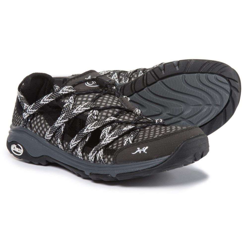 都内で チャコ Water レディース シューズ Free・靴 ウォーターシューズ【OutCross Evo Shoes】Black Free Water Shoes】Black, 厨房1番:abc9beb8 --- clifden10k.com