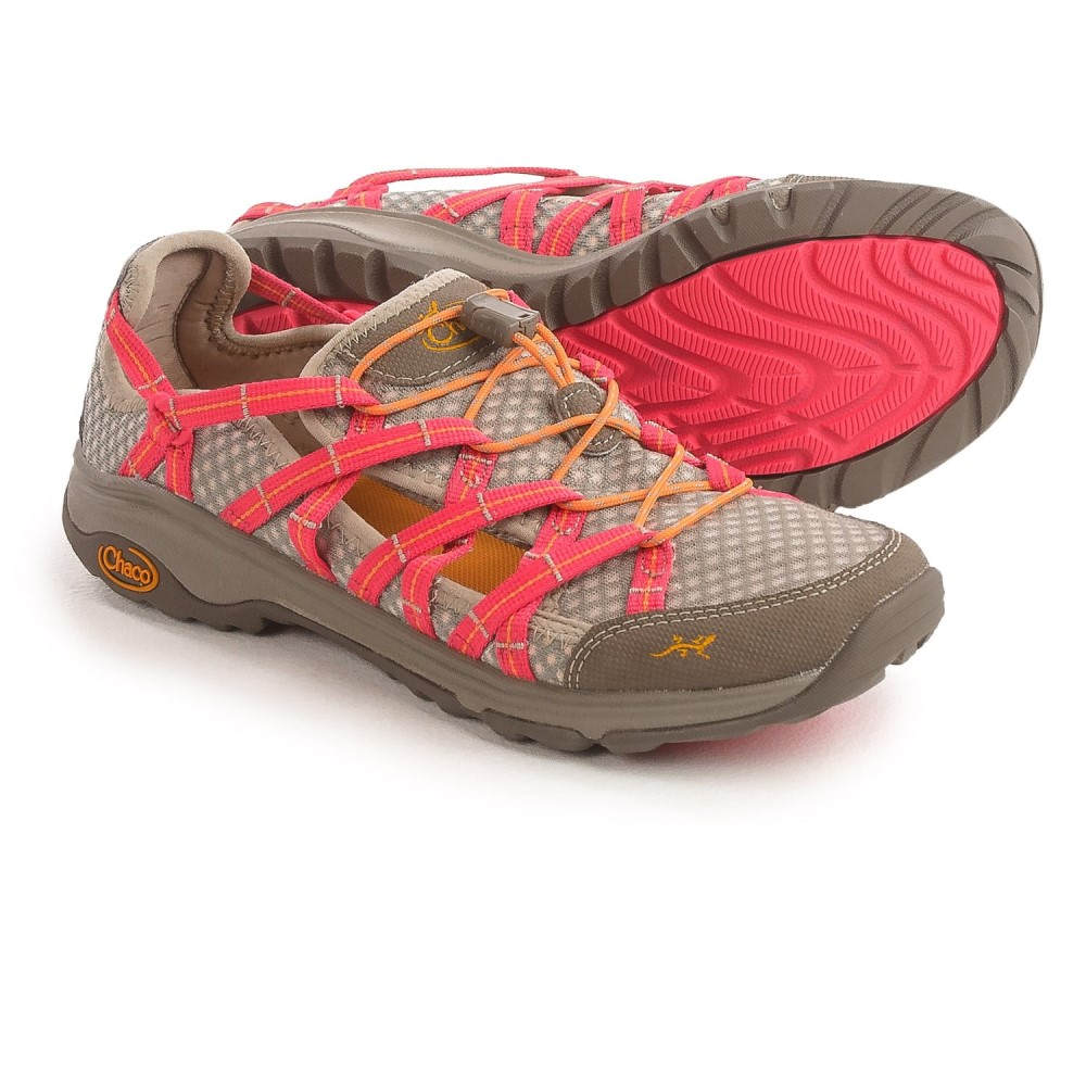 【超安い】 チャコ レディース シューズ・靴 ウォーターシューズ チャコ【OutCross Evo Free Free Shoes】Rouge Water Shoes】Rouge, 日本初の:9d28d63b --- clifden10k.com