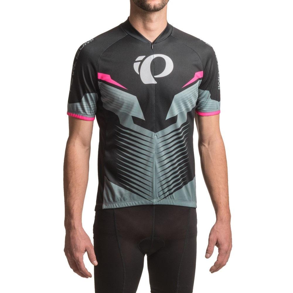 パールイズミ メンズ 自転車 トップス【SELECT LTD Cycling Jersey - UPF 50+, Short Sleeve】Select Tm Smoked Pearl