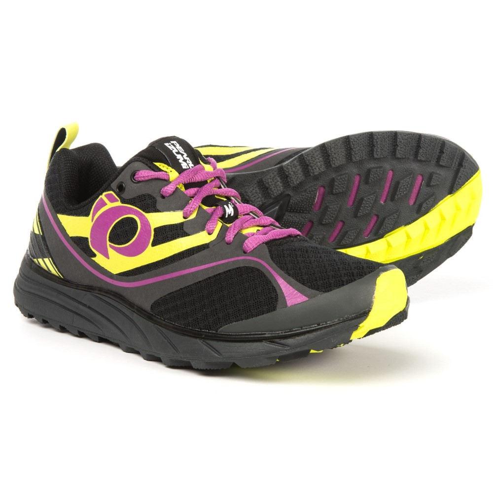正規品販売! パールイズミ レディース ランニング V2 Shoes】Black/Meadow・ウォーキング シューズ・靴【E:MOTION Trail M2 Running V2 Running Shoes】Black/Meadow Mauve, ICEBEAR:e5732fde --- construart30.dominiotemporario.com