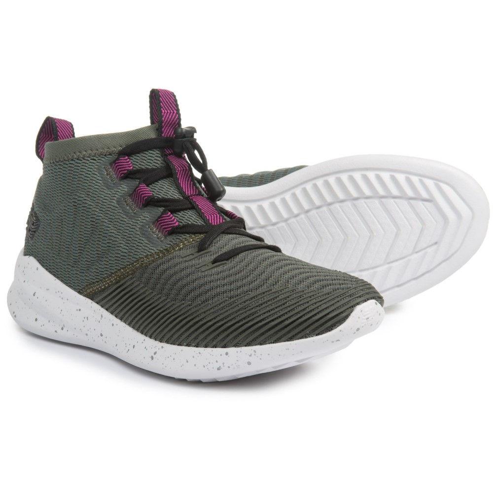 ニューバランス レディース ランニング・ウォーキング シューズ・靴【Cypher Run Cross-Training Shoes】Force Green/Poisonberry
