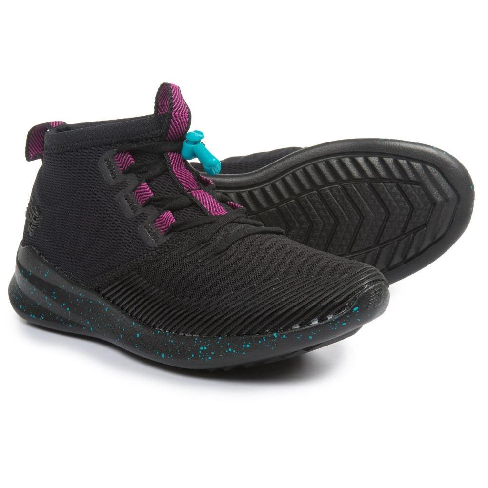 ニューバランス レディース ランニング・ウォーキング シューズ・靴【Cypher Run Cross-Training Shoes】Black/Poisonberry