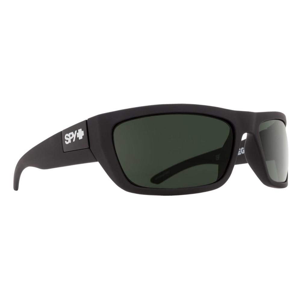 スパイ メンズ メガネ・サングラス【Dega Sunglasses】Matte Black/Happy Gray Green