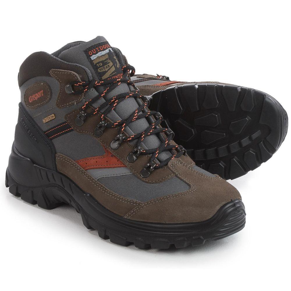 カウくる グリスポーツ メンズ ハイキング・登山 メンズ Hiking シューズ グリスポーツ・靴【Nassfeld Hiking Boots - Waterproof】Brown, 子供服バケーション ベビー ブーケ:70f56023 --- hortafacil.dominiotemporario.com
