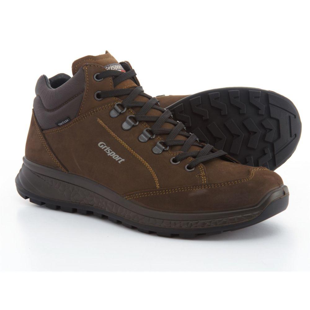 グリスポーツ メンズ ハイキング・登山 シューズ・靴【Made in Italy Dolomite Hiking Boots - Leather】Nabuk Seal