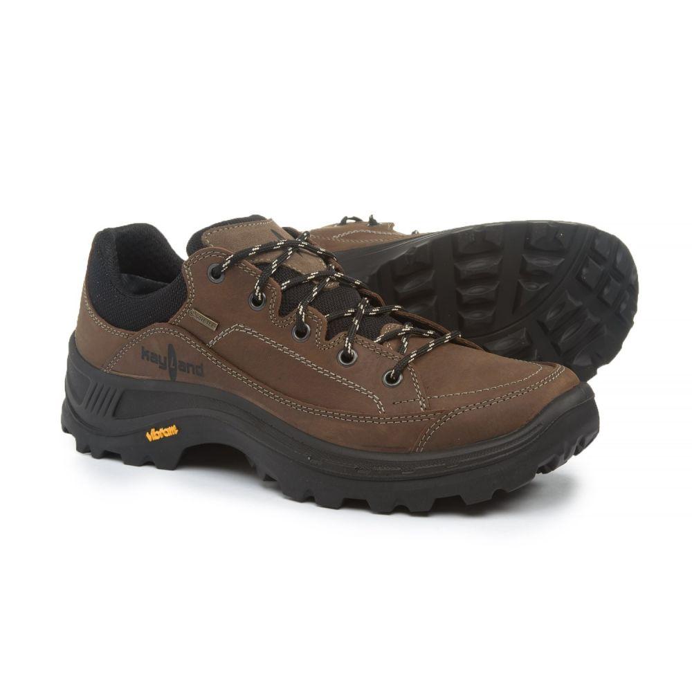 ケイランド メンズ ハイキング・登山 シューズ・靴【Land Gore-Tex Hiking Shoes - Waterproof】Sand