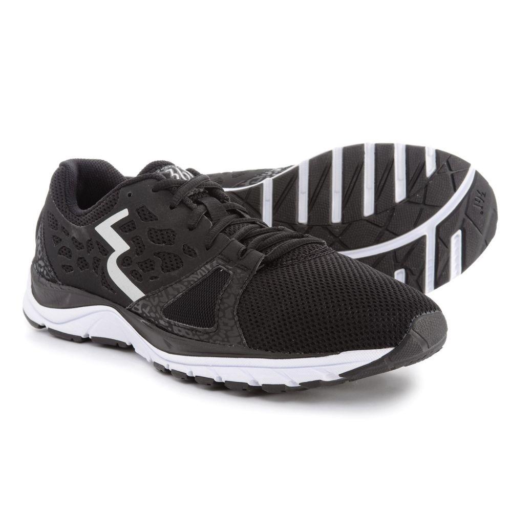 361ディグリーズ メンズ ランニング・ウォーキング シューズ・靴【Poison Cross-Training Shoes】Black/White