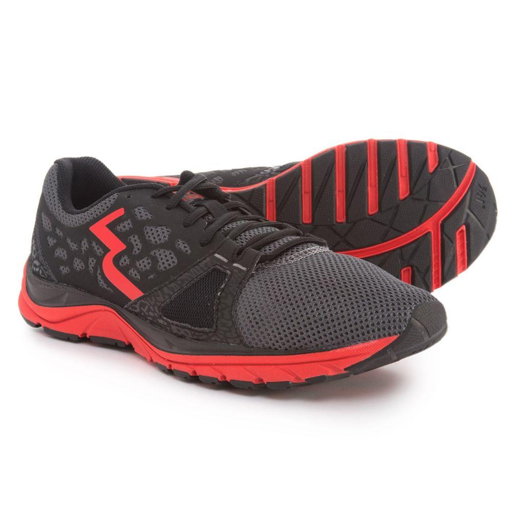 361ディグリーズ メンズ ランニング・ウォーキング シューズ・靴【Poison Cross-Training Shoes】Gray/Red