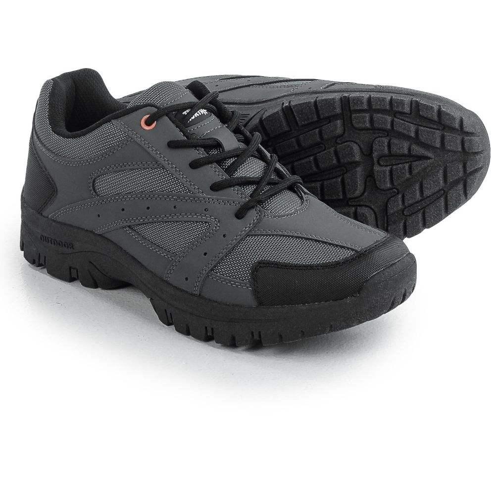 トゥルーノース メンズ ハイキング・登山 シューズ・靴【Taos Low Hiking Shoes - Waterproof】Gray/Black