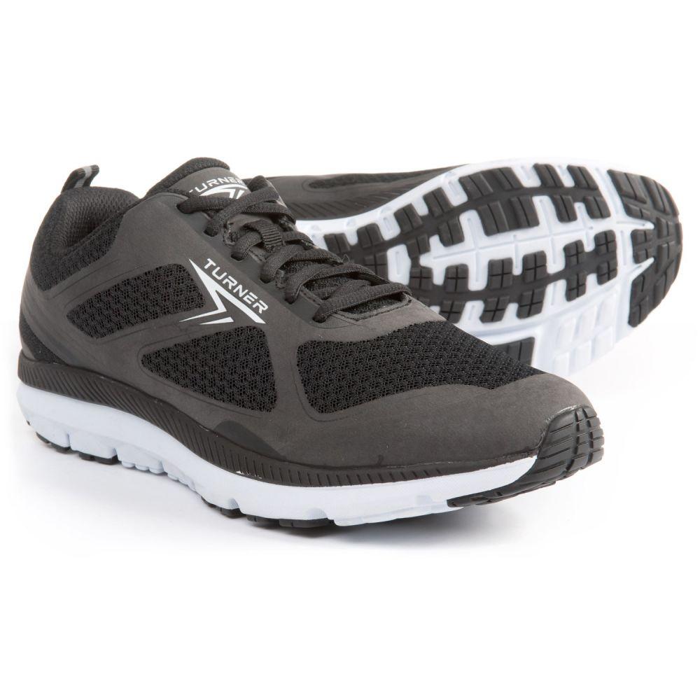 ターナー フットウェア メンズ ランニング・ウォーキング シューズ・靴【T-Lazer Running Shoes】Black/White