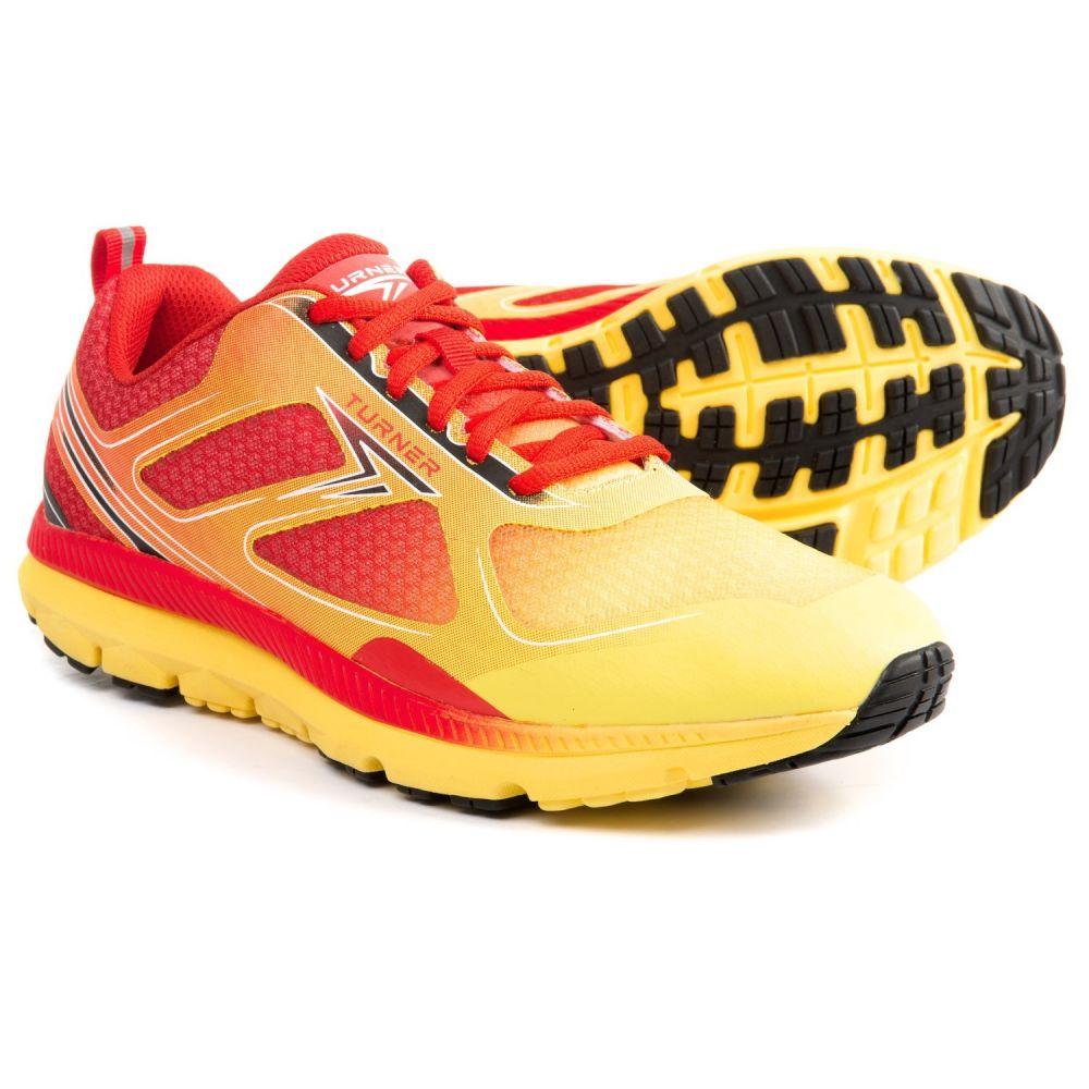 新作 ターナー メンズ フットウェア メンズ ランニング Running ターナー・ウォーキング シューズ・靴【T-Lazer Running Shoes】Red/Yellow, 旭区:d2c8e645 --- mutharasan.asiawebmastery.com