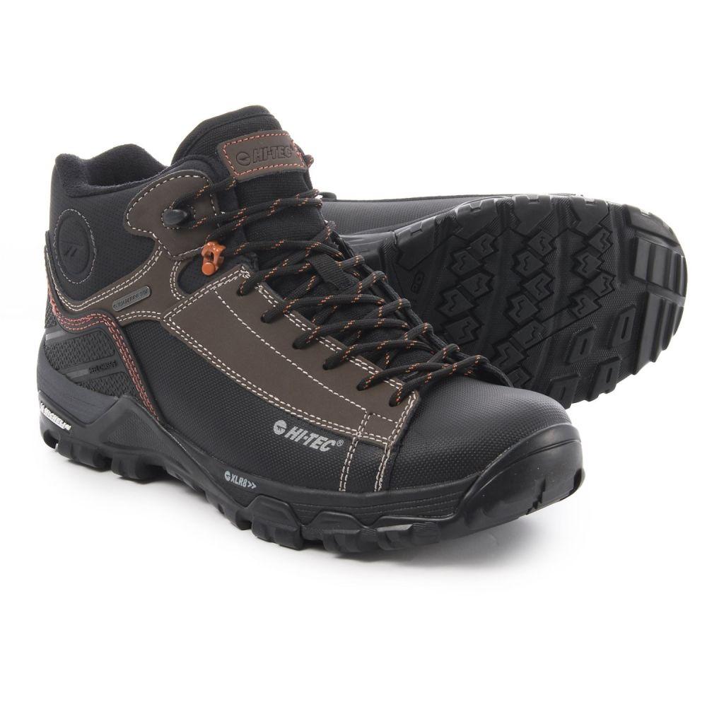 【70%OFF】 ハイテック メンズ ハイキング Ox・登山 シューズ・靴 Boots【Trail Ox Chukka メンズ I Hiking Boots - Waterproof】Chocolate/Burnt Orange, 姫路市:2667512a --- supercanaltv.zonalivresh.dominiotemporario.com
