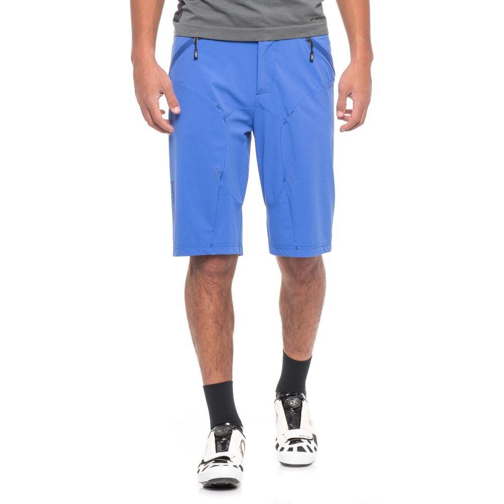 ルイガノ メンズ 自転車 ボトムス・パンツ【Stream Techfit Bike Shorts】Dazzling Blue