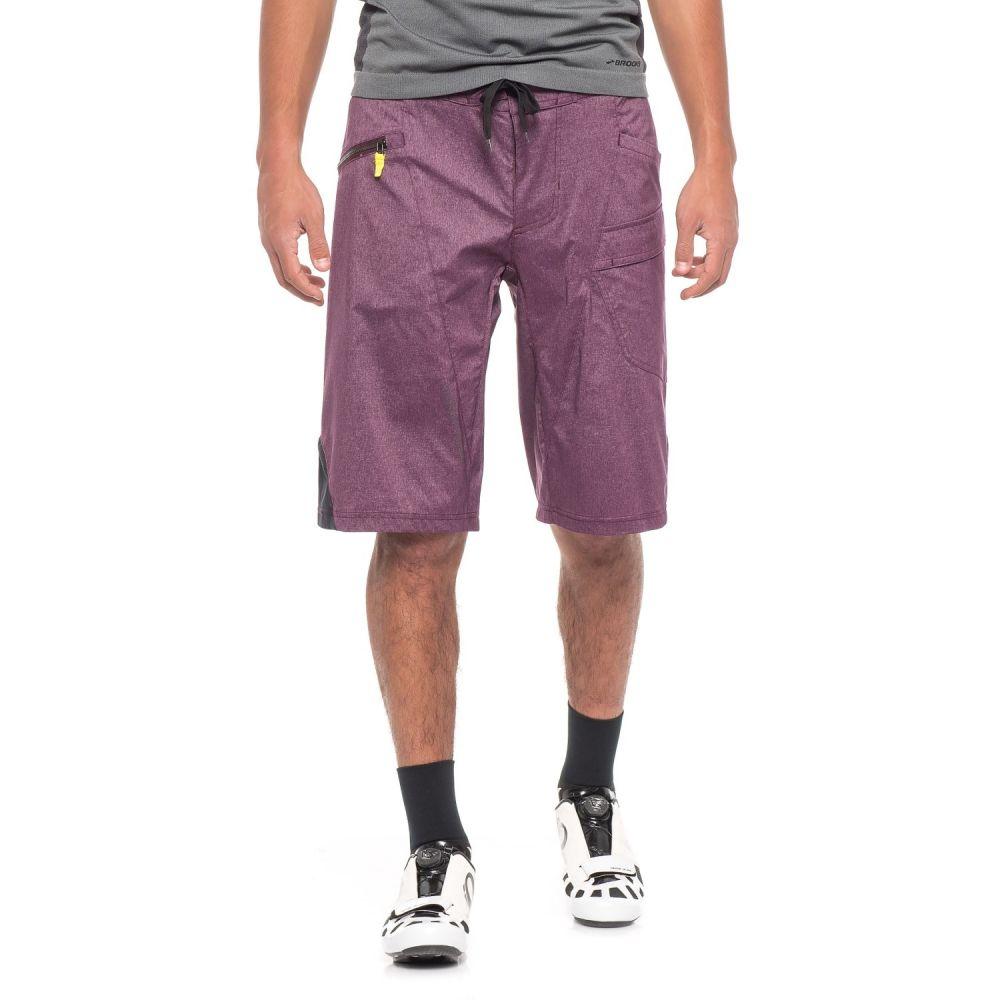 ルイガノ メンズ 自転車 ボトムス・パンツ【Derby 3-in-1 Bike Shorts】Shiraz