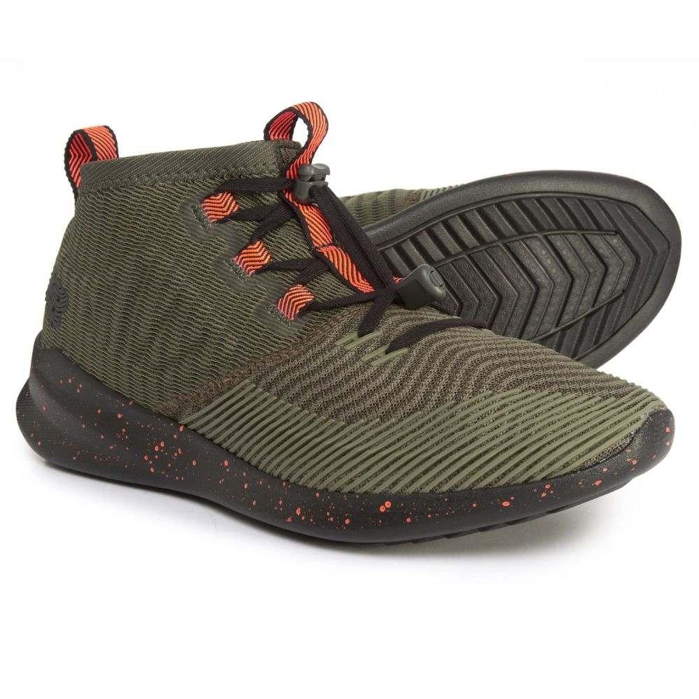 ニューバランス メンズ ランニング・ウォーキング シューズ・靴【Cypher Cross-Training Shoes】Triumph Green/Orange