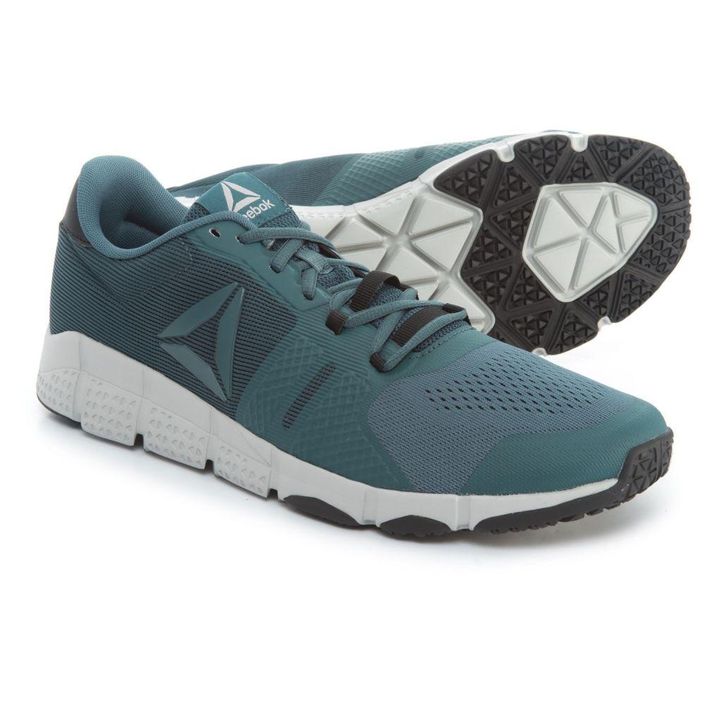 リーボック メンズ フィットネス・トレーニング シューズ・靴【Trainflex 2.0 Training Shoes】Paynes Grey/Black/Skull Grey