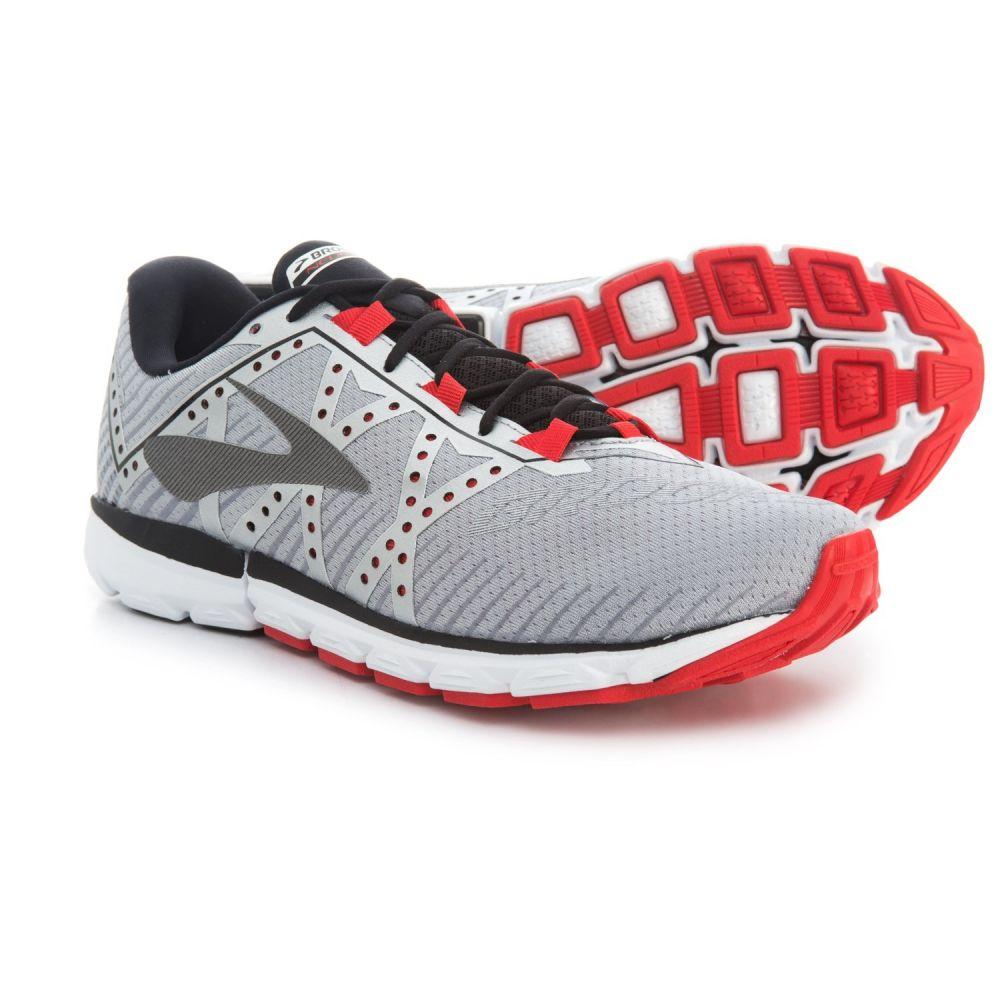 人気特価激安 ブルックス メンズ ランニング・ウォーキング メンズ シューズ Red・靴【Neuro ブルックス 2 Running Shoes】Silver/Black/High Risk Red, オフィス家具のオフィスパートナー:c69d8fdd --- canoncity.azurewebsites.net