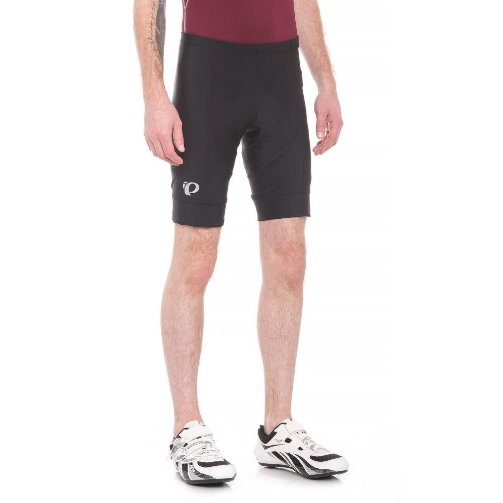 パールイズミ メンズ 自転車 ボトムス・パンツ【ELITE Pursuit Solid Bike Shorts】Black