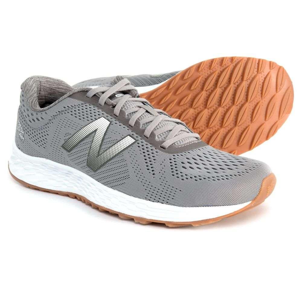 ニューバランス メンズ ランニング・ウォーキング シューズ・靴【Fresh Foam Arishi Running Shoes】Team Away Grey/Magnet
