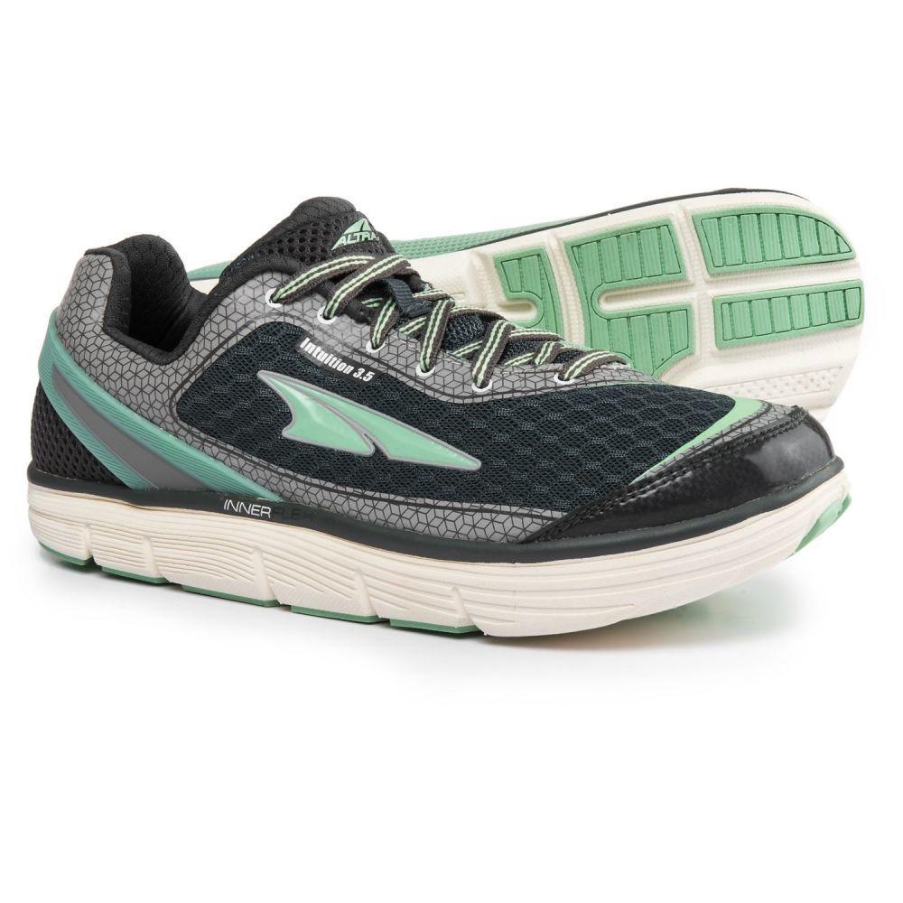 アルトラ レディース ランニング・ウォーキング シューズ・靴【Intuition 3.5 Running Shoes】Hemlock/Pewter