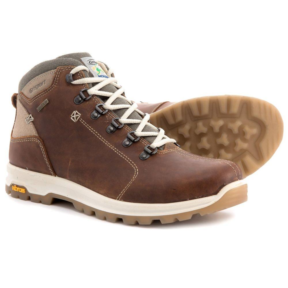 グリスポーツ レディース ハイキング・登山 シューズ・靴【Made in Italy Veneto Hiking Boots - Leather】Brown