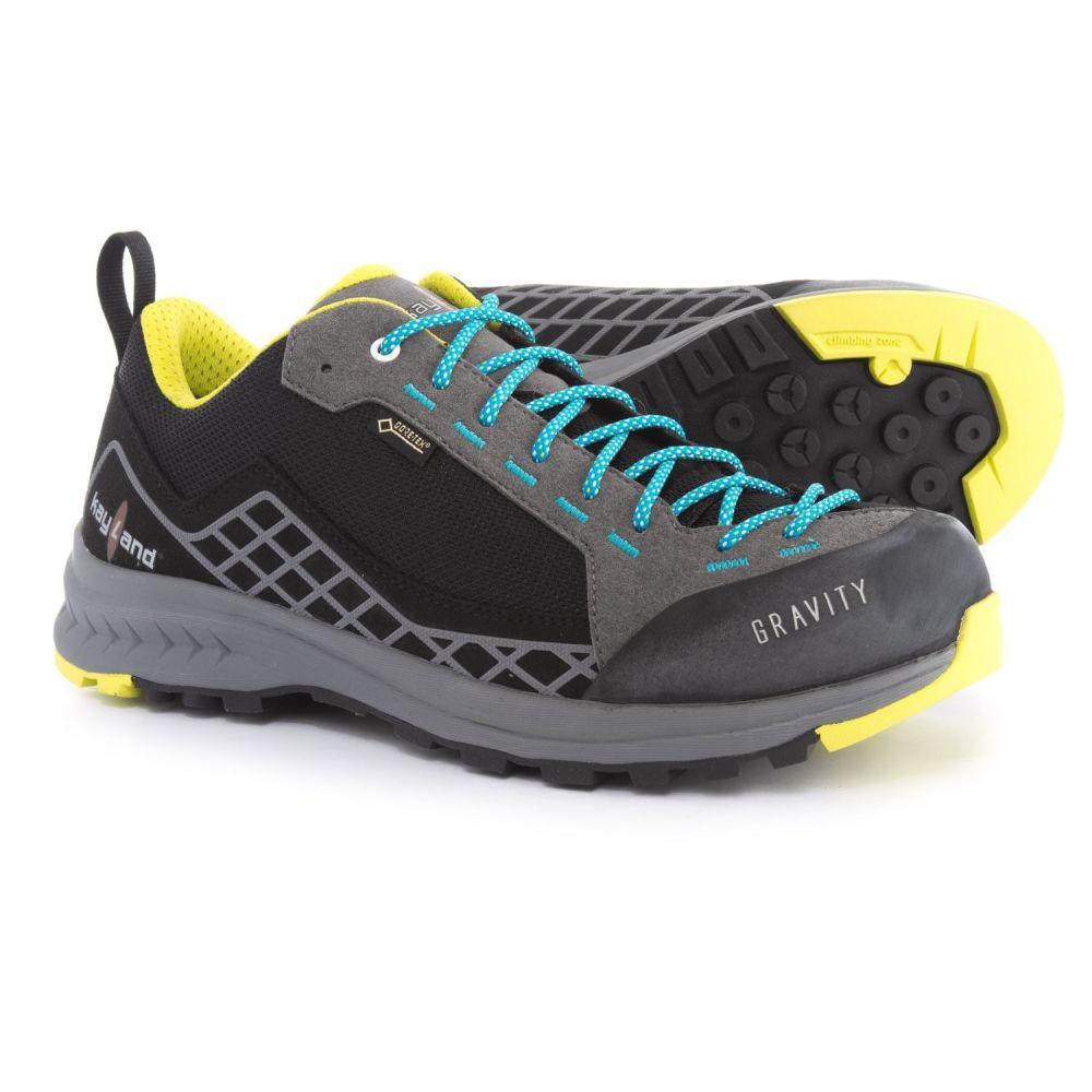 ケイランド レディース ハイキング・登山 シューズ・靴【Gravity Gore-Tex Hiking Shoes - Waterproof】Black/Azure